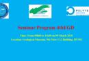 Seminar Program 4thEGD